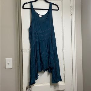 Free people tunic/slip